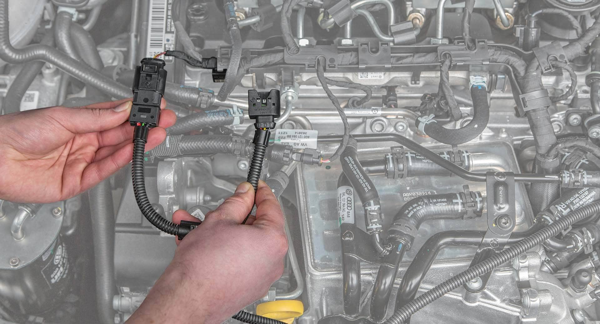 Chip Tuning Installation What You Need To Know About The Ford Focus Wiring Harness Ebay Connecting