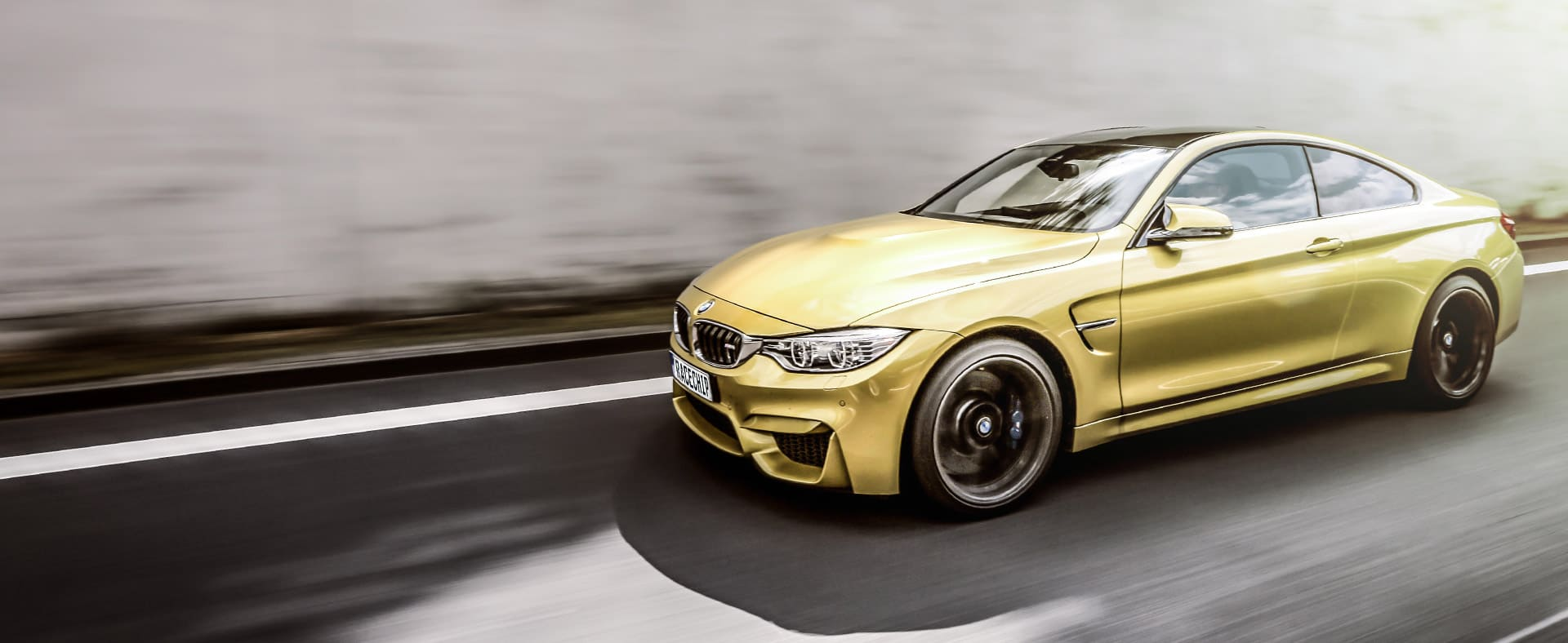 The New Bmw M4 Chiptuning By Racechip