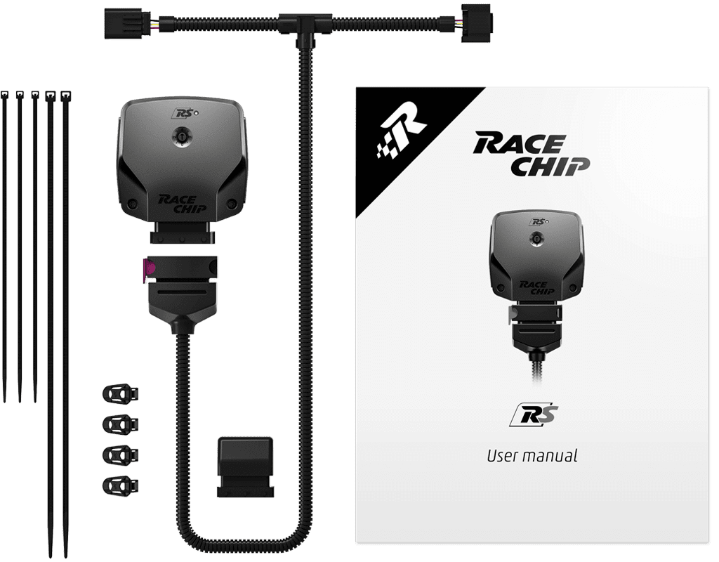 Replacement Parts RaceChip RS App Tuning BMW 114d 95 HP/70 kW/1496 ccm F20-21 from 2010 Engines & Engine Parts