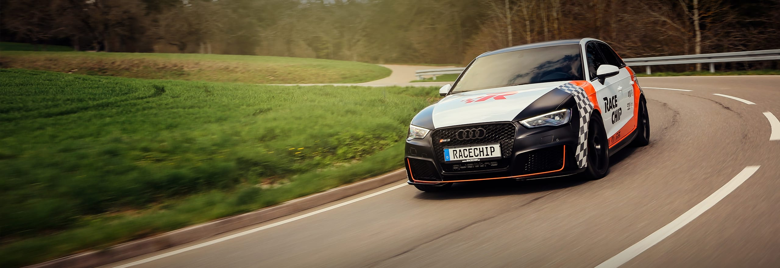Chiptuning for Audi - Engine Tuning by RaceChip